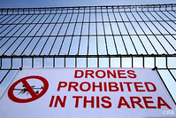 Drone Prohibited in This Area
