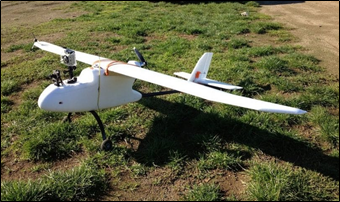Example of Fixed Wing Drone