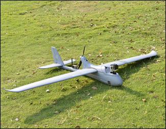 Medium Fixed Wing Drone - Volantex Firstar V2