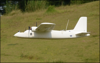 Large Fixed Wing Drone - MyTwinDream 1.8m