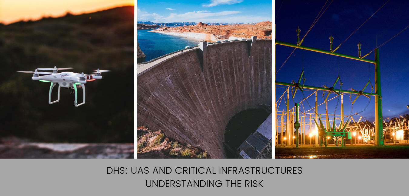 DHS UAS and Critical Infrastructures: Understanding the Risk [Video]