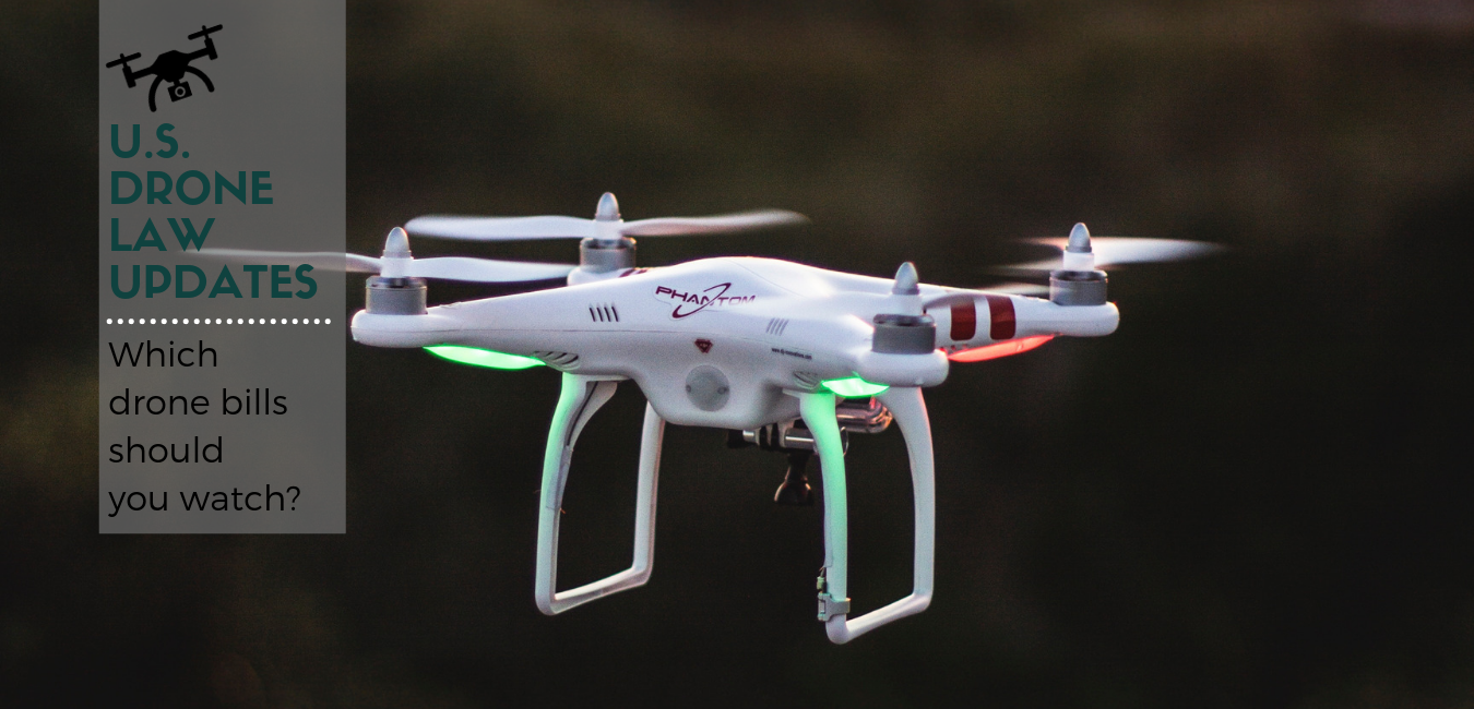 2019 US State Drone Law Updates