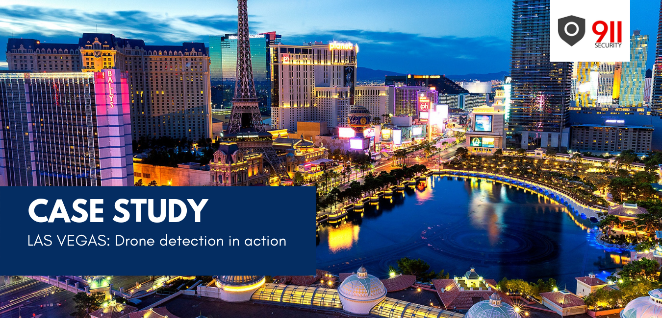 911 Case Study - Las Vegas Drone Detection