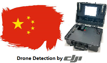 Why it is not recommended to deploy the Chinese made drone-tracker, AeroScope, to track unauthorized drones