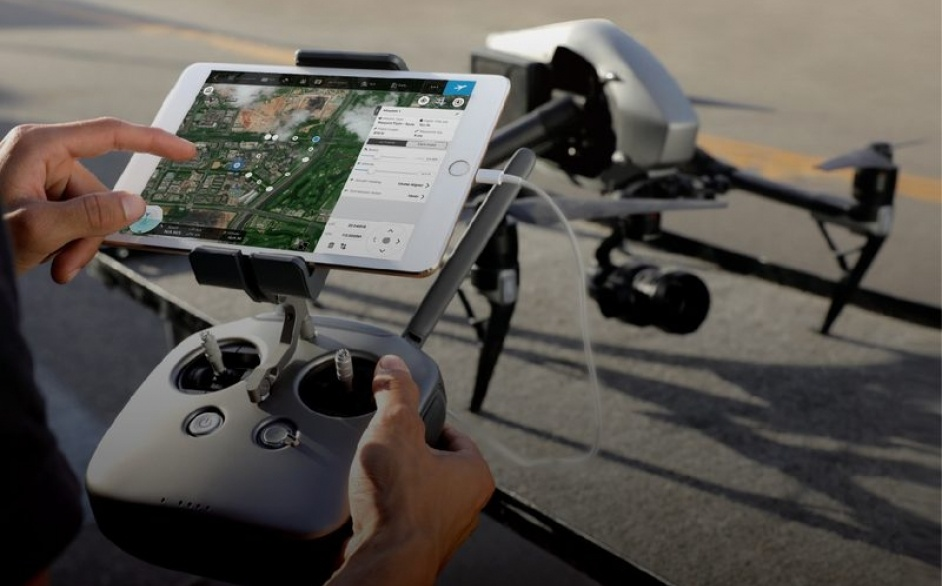BVLOS drone operation