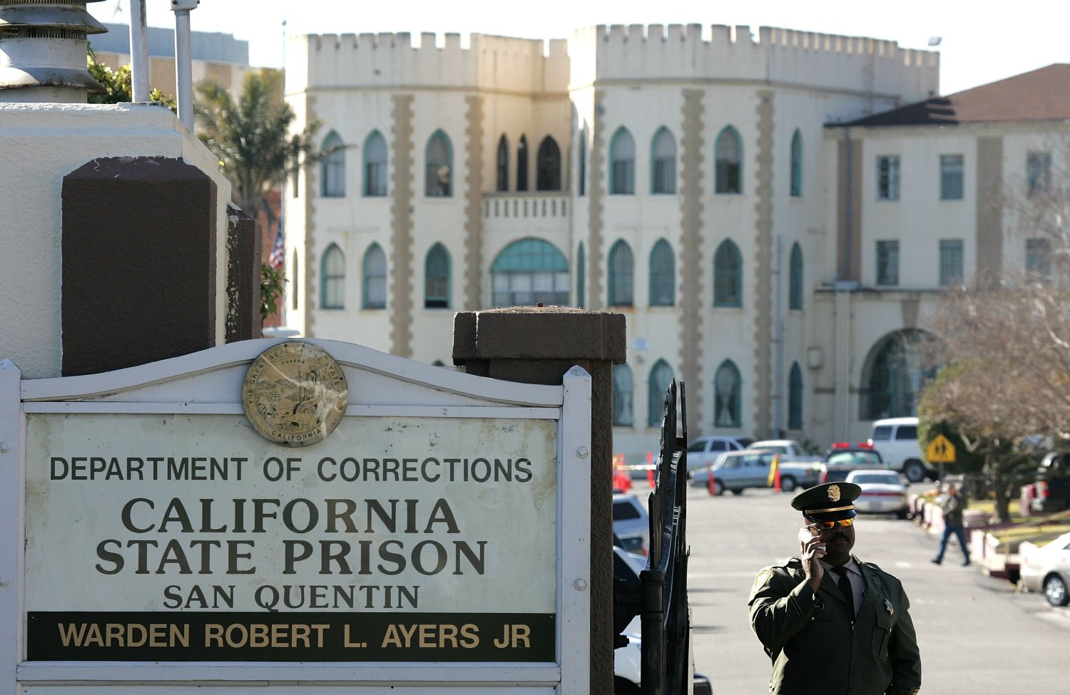 California DOC prison