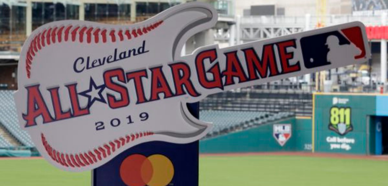 Cleveland MLB AllStar Game No Drone Zone 2019