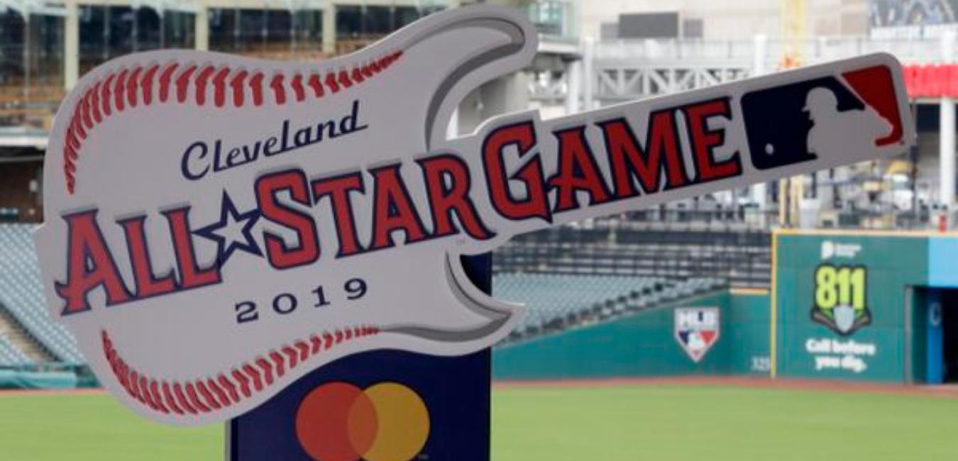 Cleveland MLB AllStar Game No Drone Zone 2019