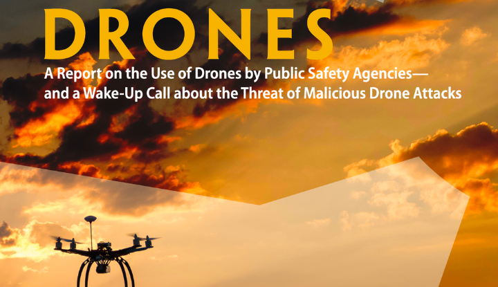 DoJ recommends drone detection