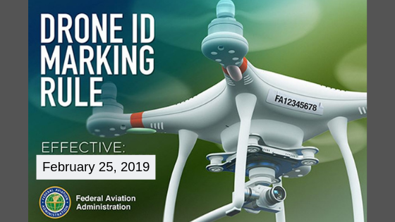 FAA Drone ID Making Rule 22519
