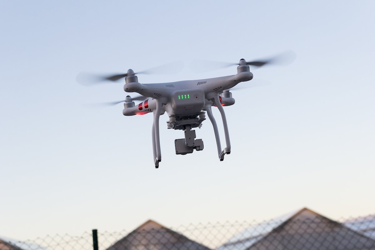 FAA restricts drones flying over DOE sites.jpg