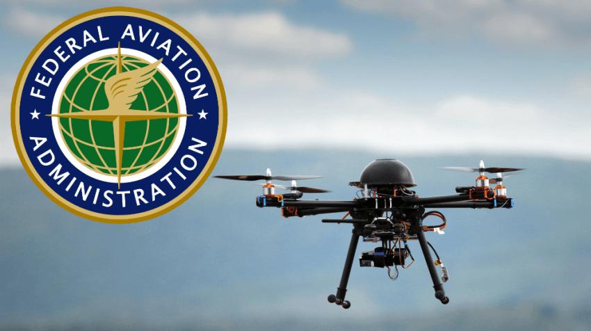 FAA-Drones