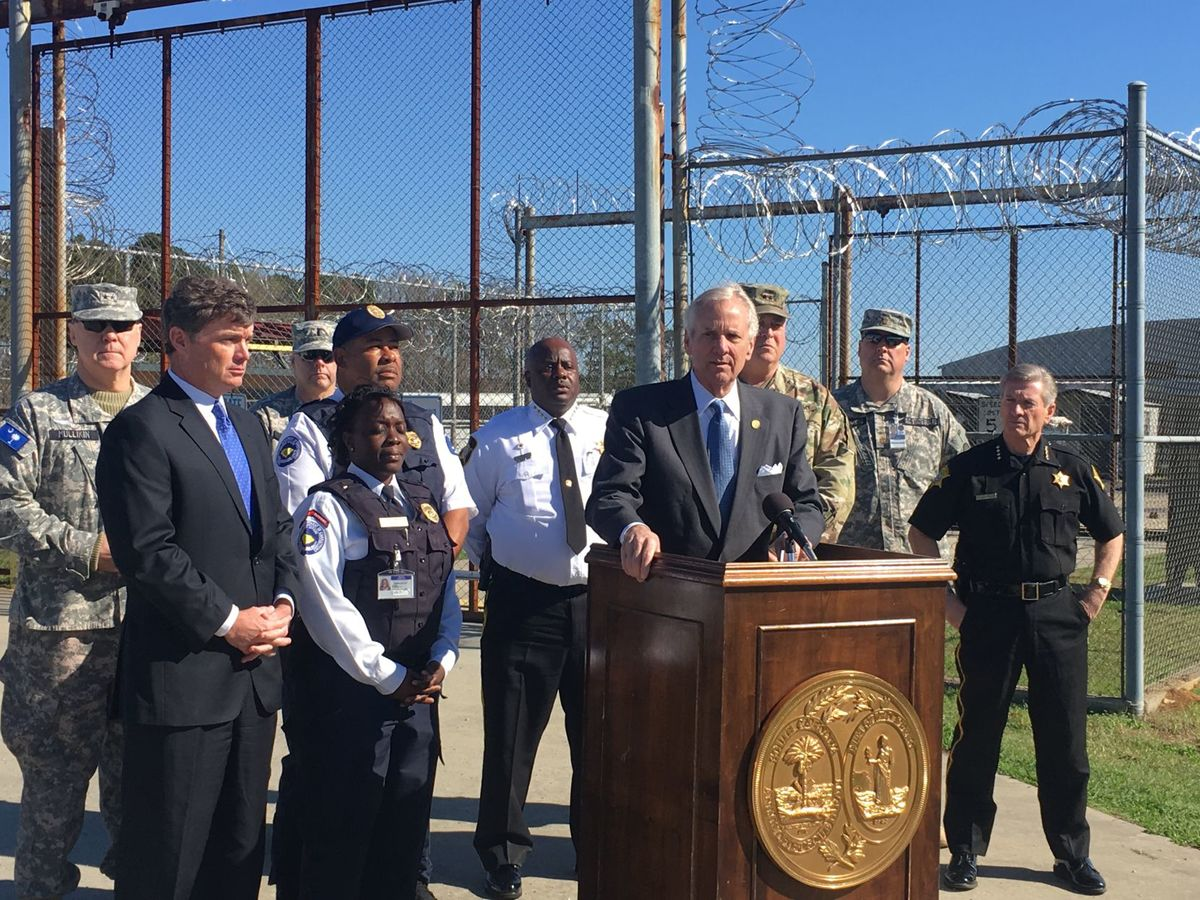 South Carolina Gov. Fights Prison Contraband