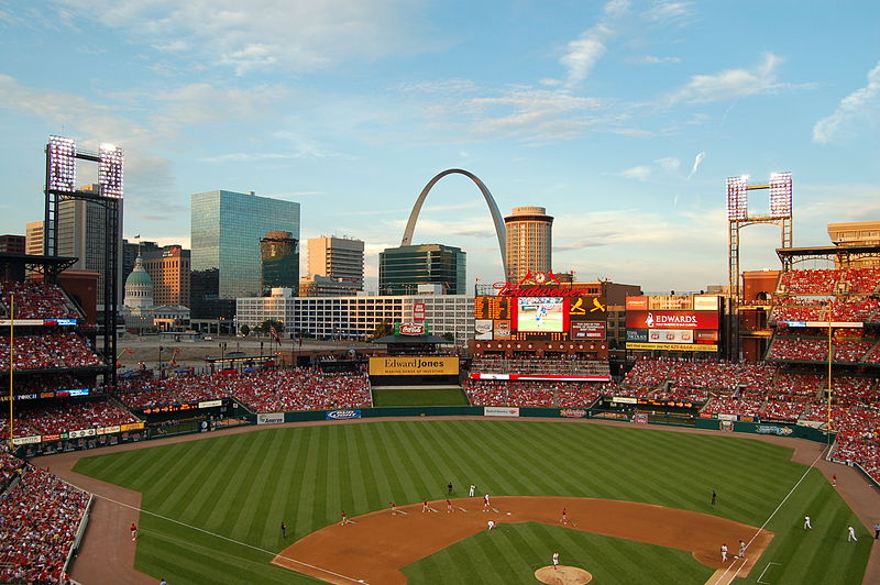 St Louis BuschStadium