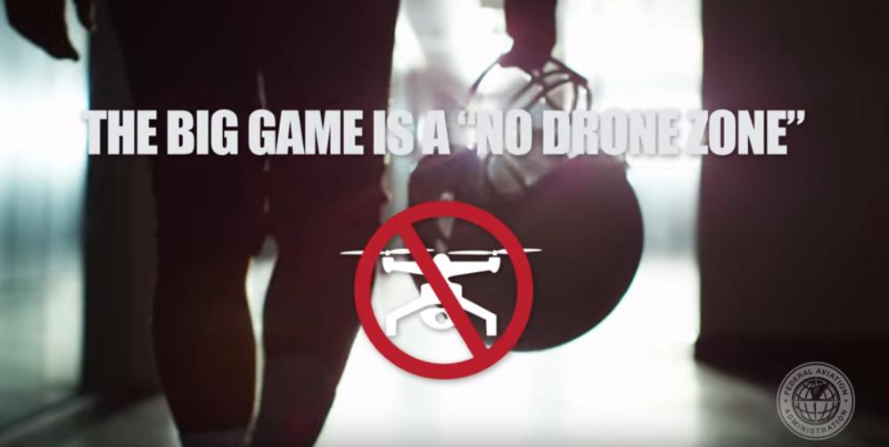 Super Bowl LIII No Drone Zone 2019 ATL