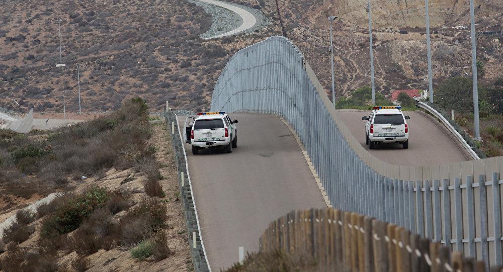 US-Mexico Border Patrol