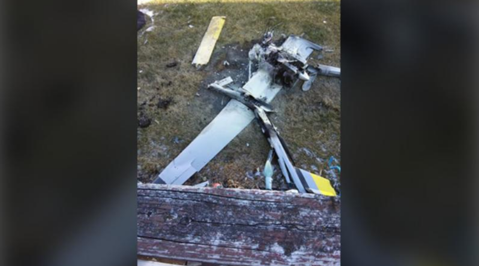 University of Iowa lab drone crashes near Iowa City Airport