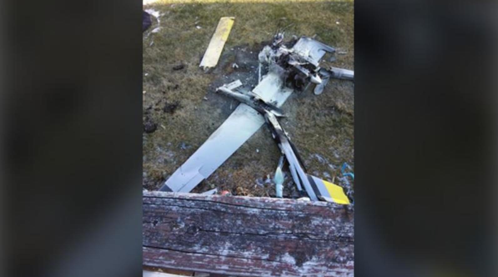 University of Iowa lab drone crashes near Iowa City Airport