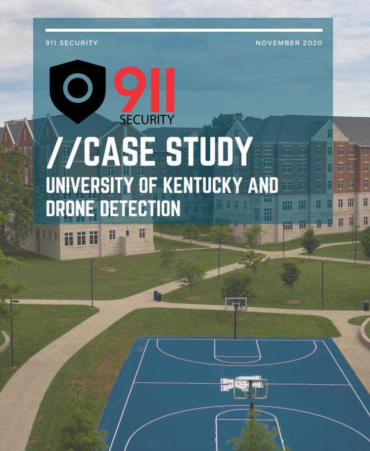 University of Kentucky - Drone Detection