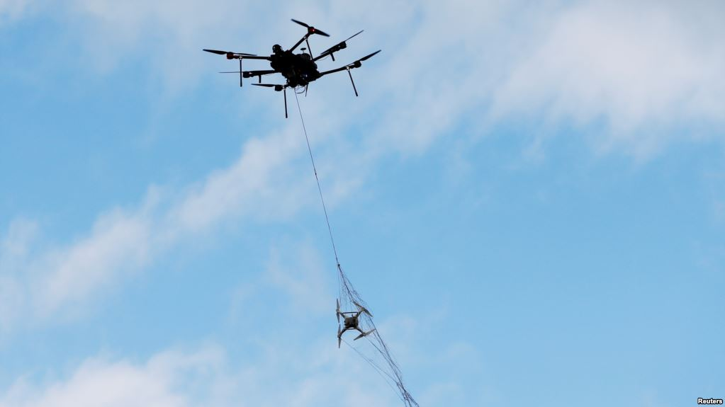 airspace systems net drone