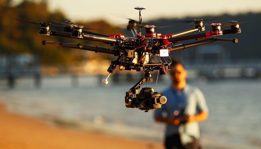 Top drone threats and concerns of 2017