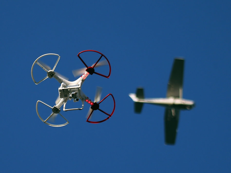 close encounters drone plane-2gettyimages