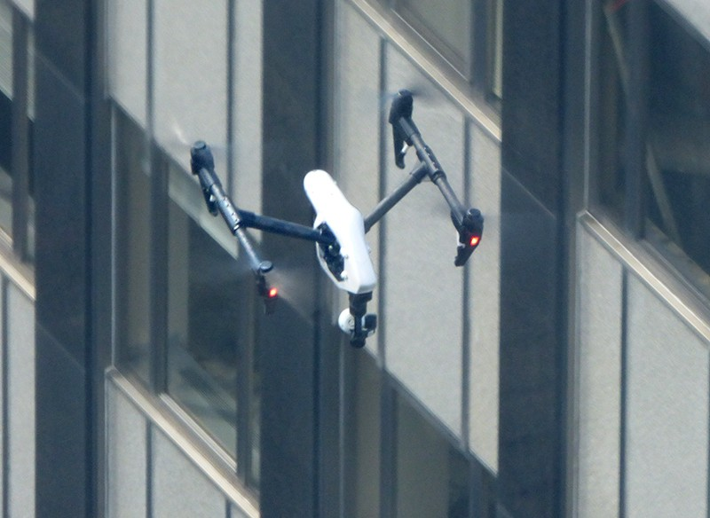 How anti-drone technology can help keep your company meetings confidential