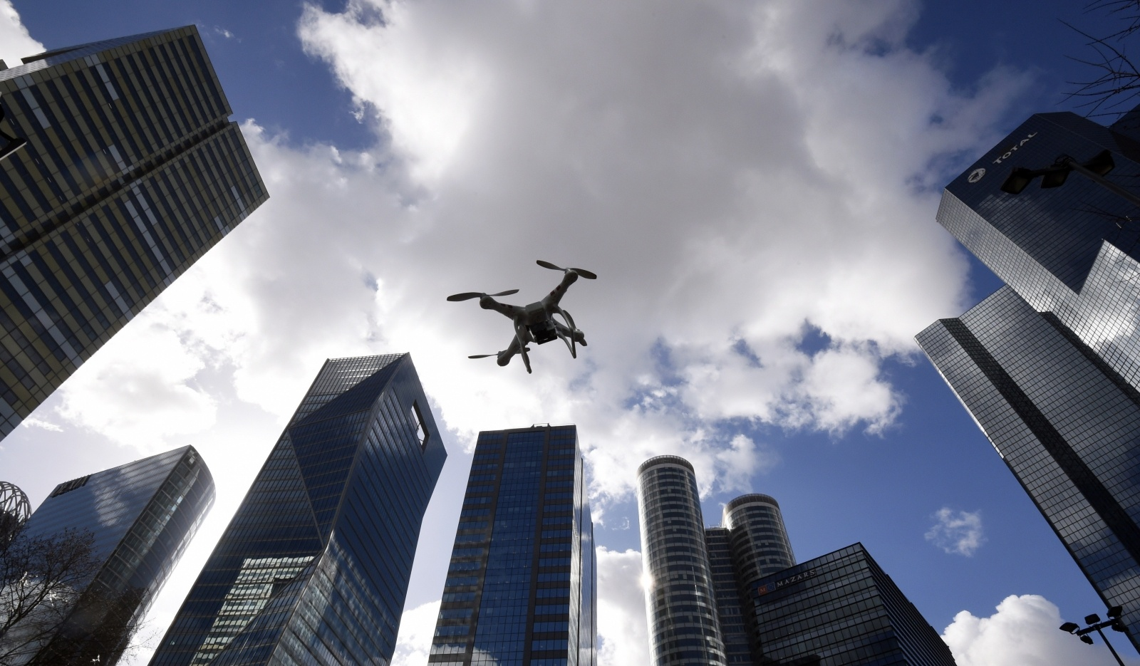 Companies and data centers should consider drones when assessing security risks