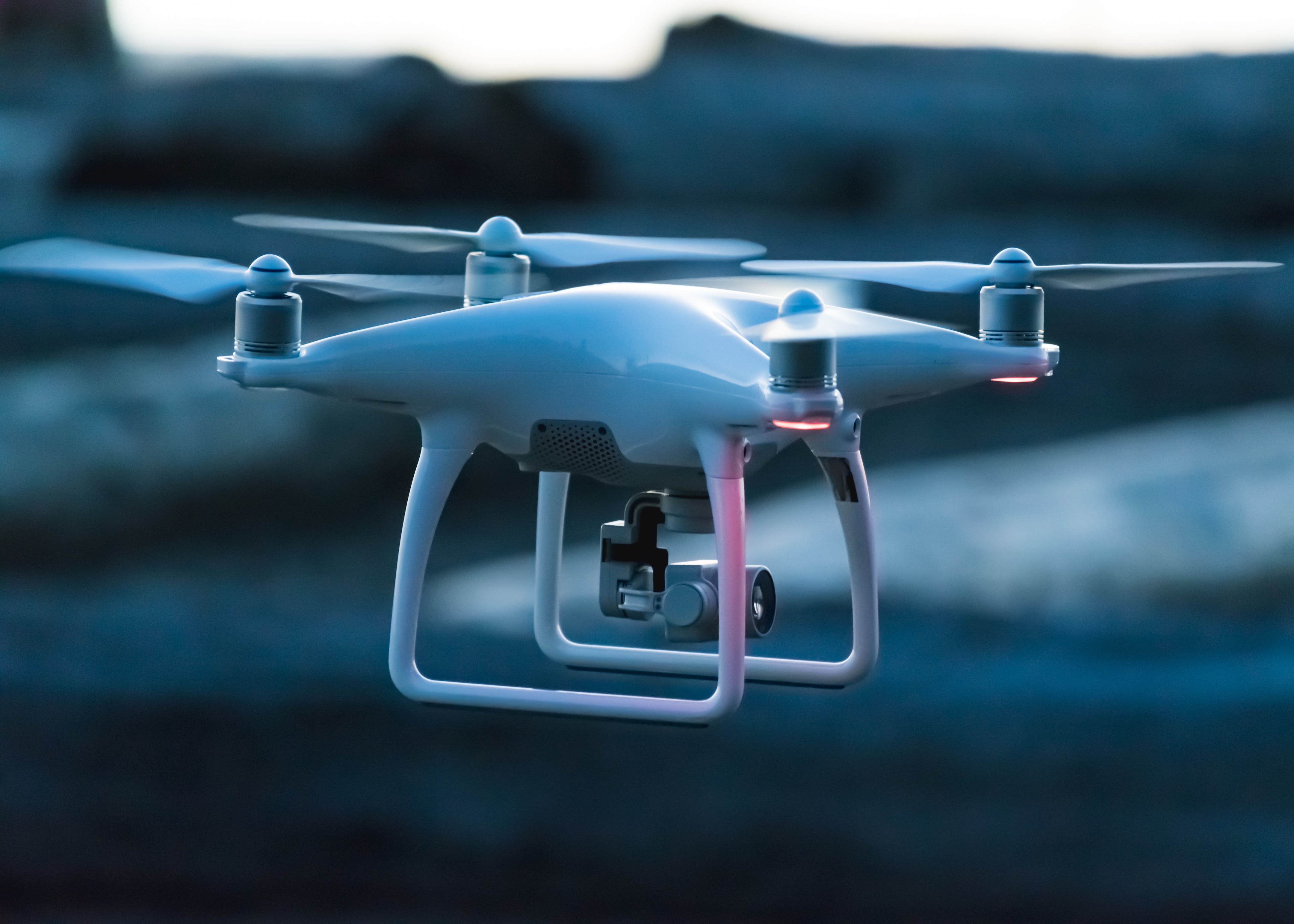 Overview of drone capabilities and potential risks