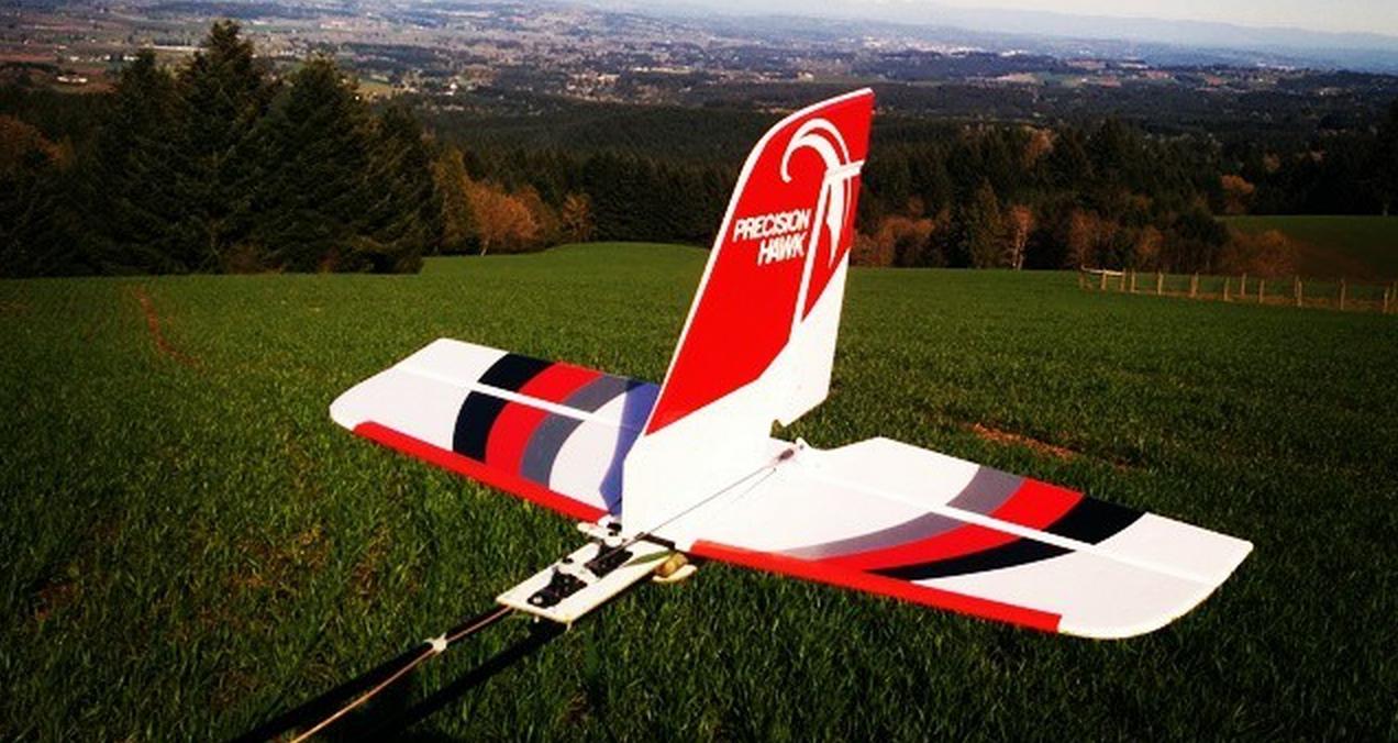 precisionhawk drone