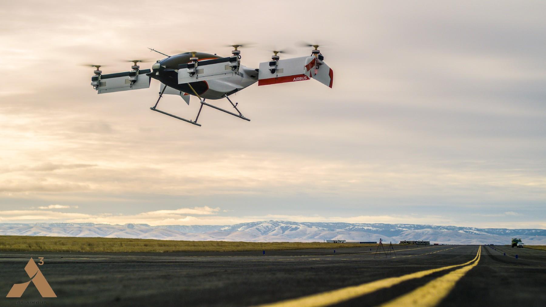 vahana drone taxi